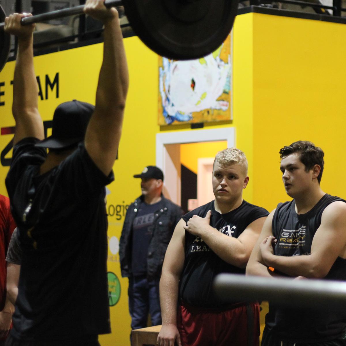 strength program